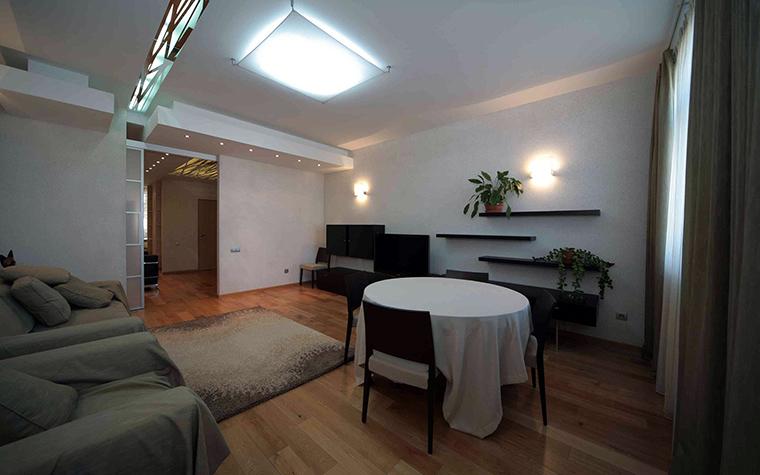 Фото № 47065 гостиная  Квартира