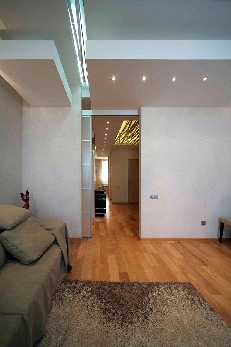 Фото № 47066 гостиная  Квартира