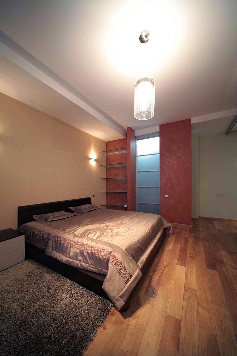Фото № 47067 спальня  Квартира