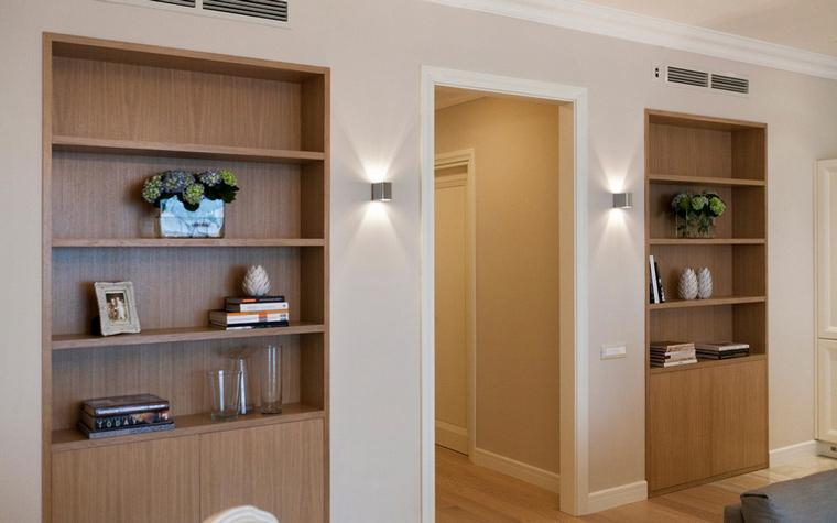 интерьер гостиной - фото № 47086