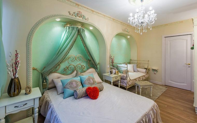 Фото № 47151 спальня  Квартира