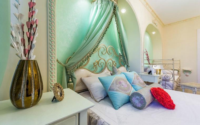 Фото № 47152 спальня  Квартира