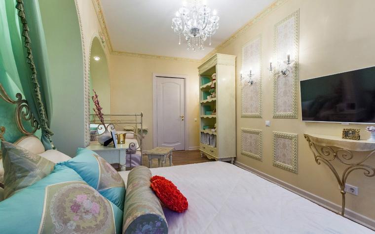 Фото № 47153 спальня  Квартира