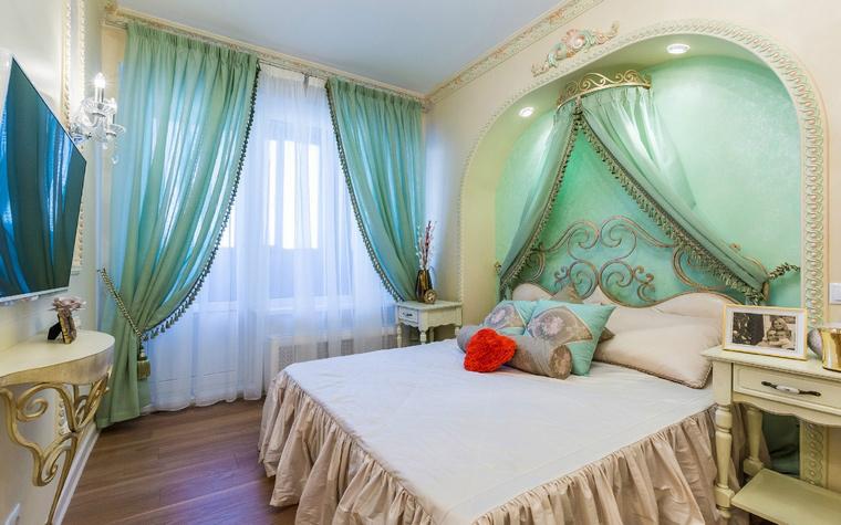 Фото № 47146 спальня  Квартира
