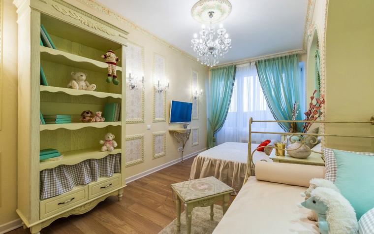 Фото № 47147 спальня  Квартира