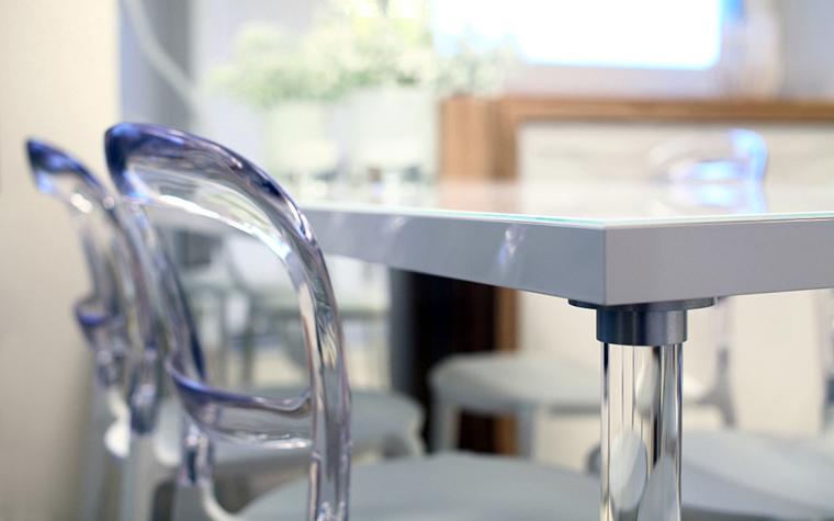 интерьер столовой - фото № 47197