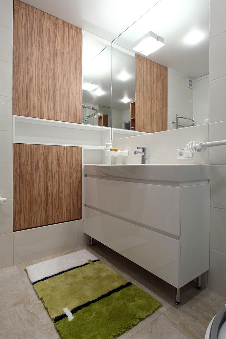 Фото № 47199 ванная  Квартира