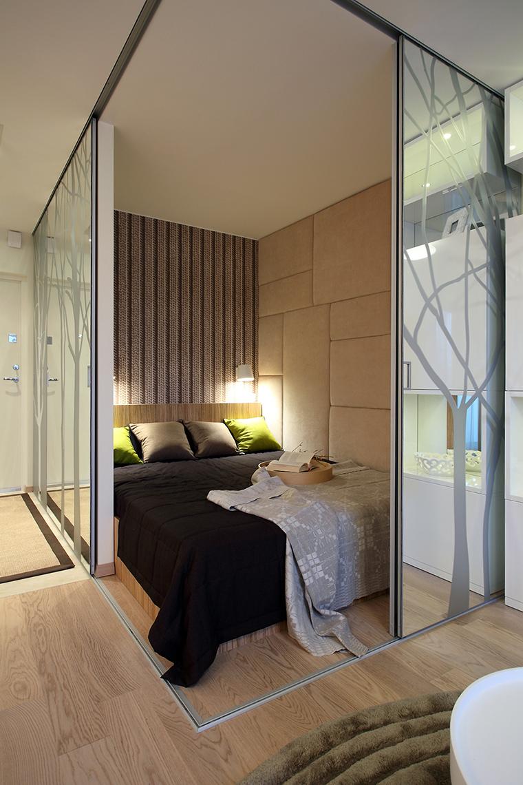 Фото № 47190 спальня  Квартира