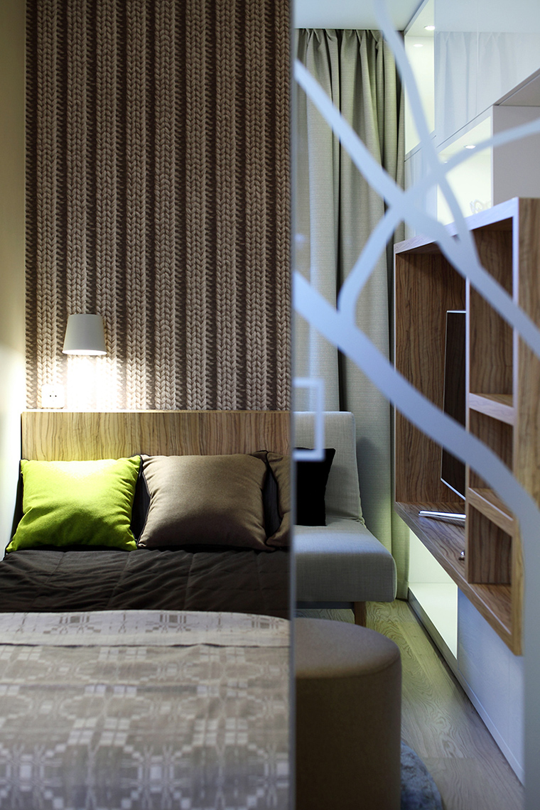 Фото № 47192 спальня  Квартира