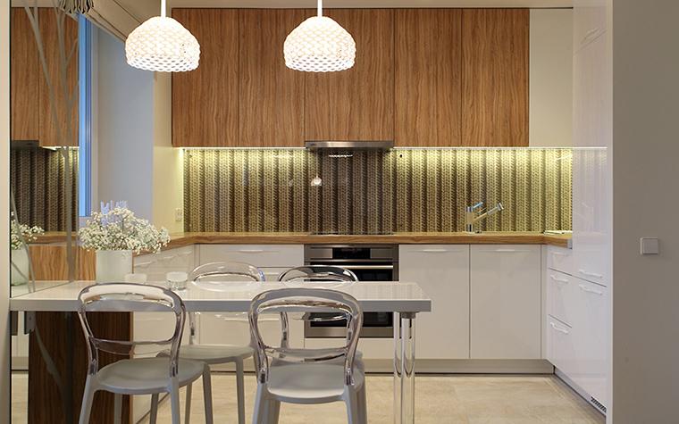 Фото № 47193 кухня  Квартира
