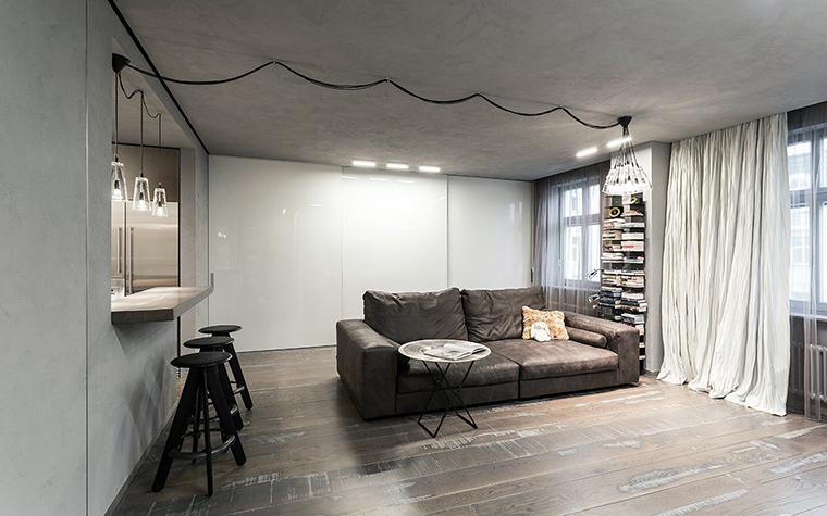 интерьер гостиной - фото № 47274