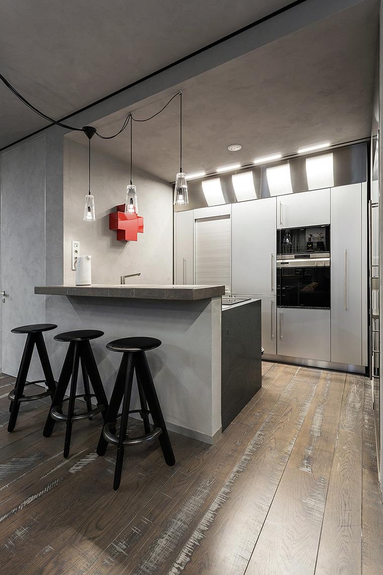 Фото № 47269 кухня  Квартира