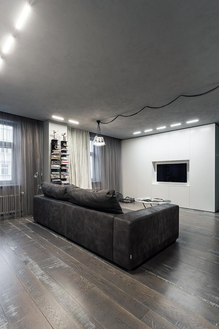 интерьер гостиной - фото № 47275