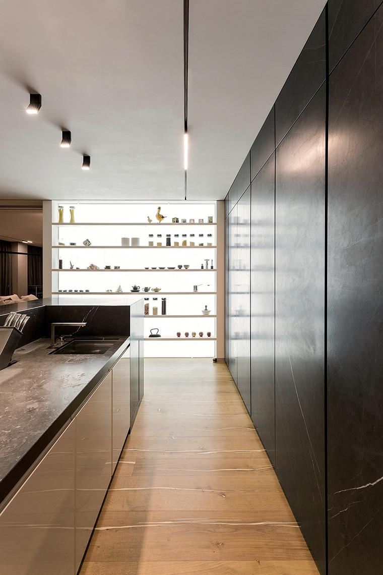 Квартира. кухня из проекта , фото №47307