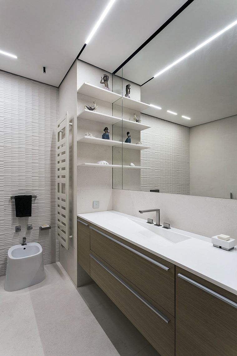 Квартира. ванная из проекта , фото №47318
