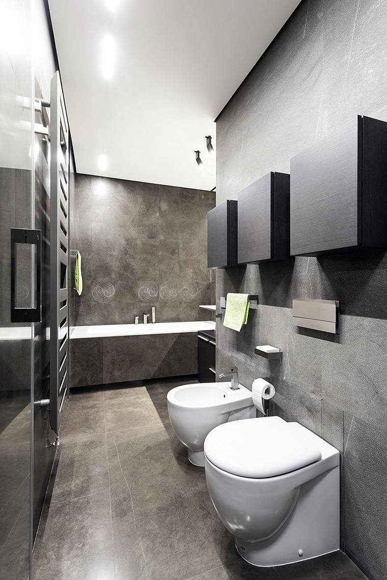 Квартира. ванная из проекта , фото №47311