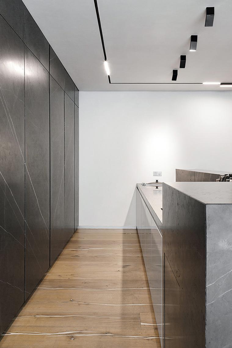 Квартира. кухня из проекта , фото №47309
