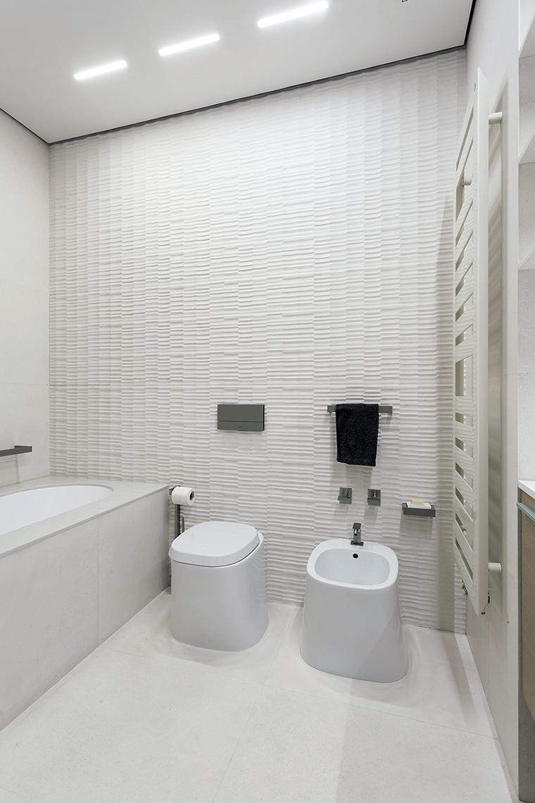 Квартира. ванная из проекта , фото №47317