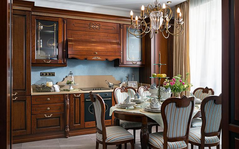 интерьер кухни - фото № 47335