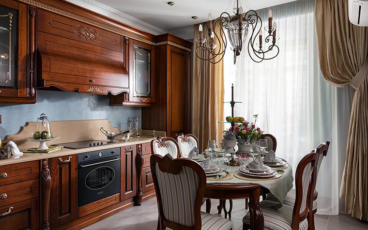 Фото № 47336 кухня  Квартира