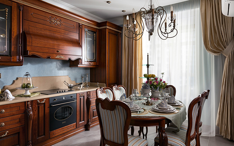 интерьер кухни - фото № 47336