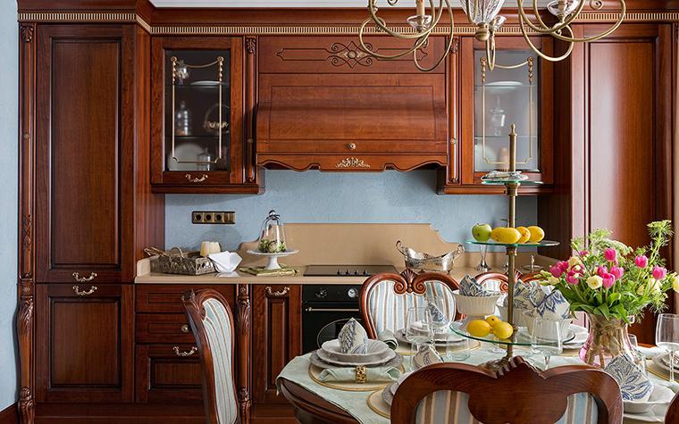 интерьер кухни - фото № 47337