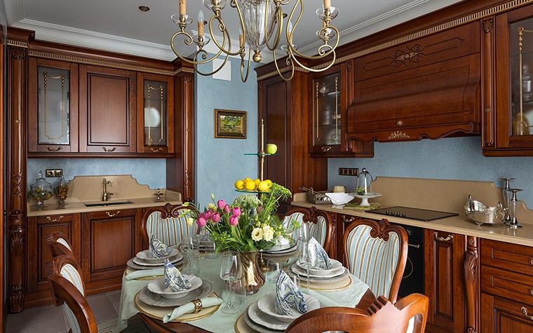 Фото № 47338 кухня  Квартира