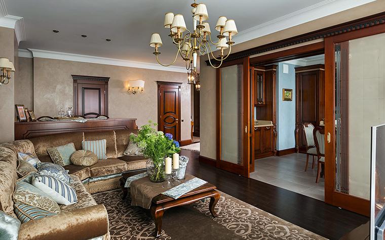 Фото № 47340 гостиная  Квартира
