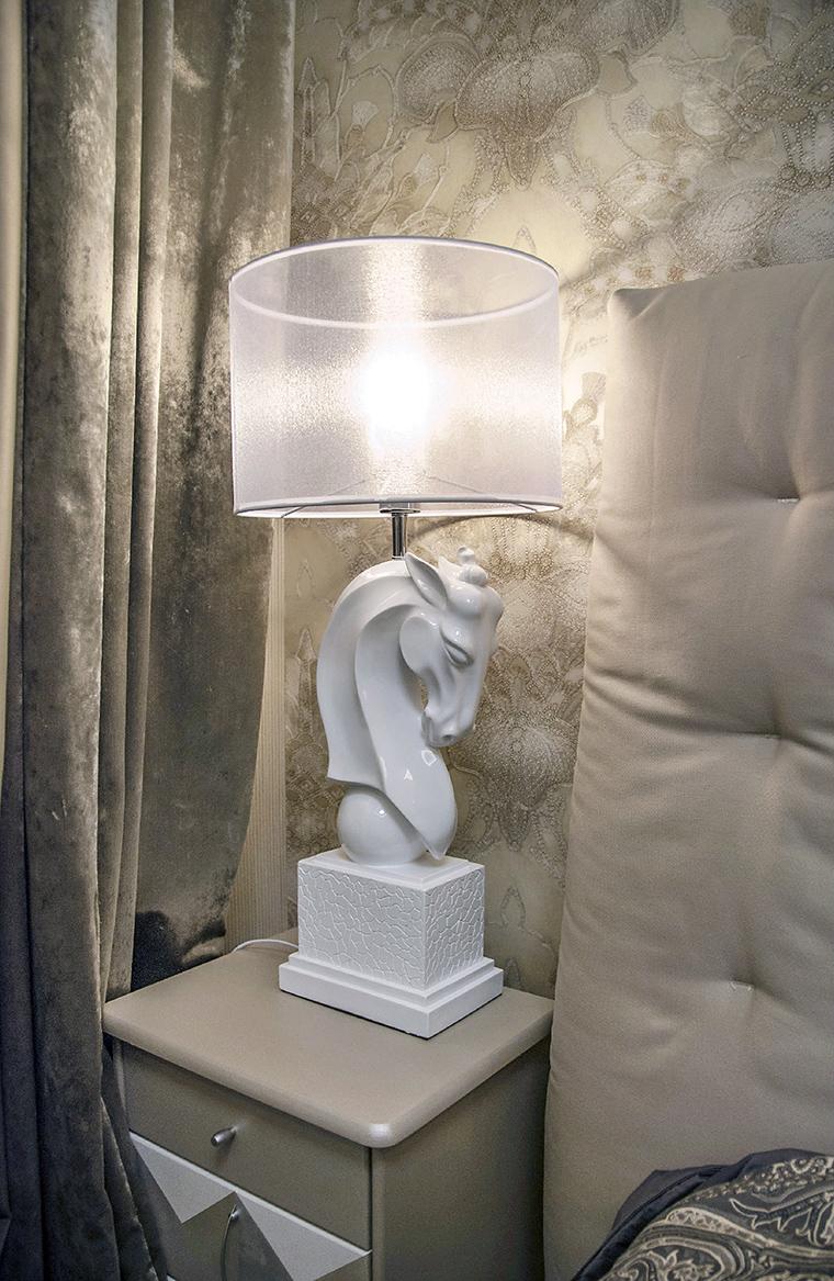 Фото № 47393 спальня  Квартира