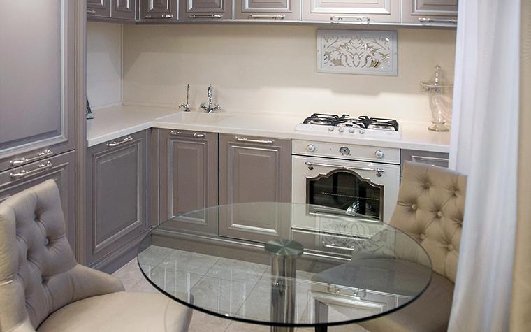 интерьер кухни - фото № 47387