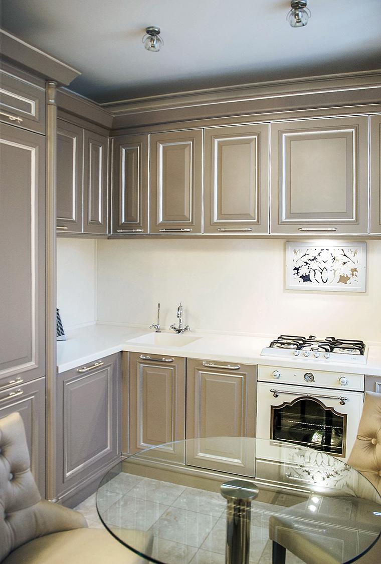 интерьер кухни - фото № 47385