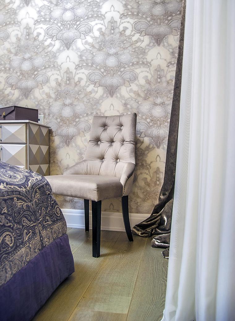 интерьер спальни - фото № 47389
