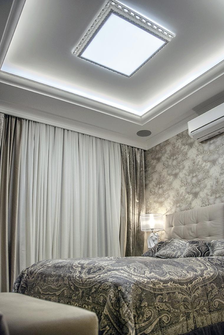 интерьер спальни - фото № 47391