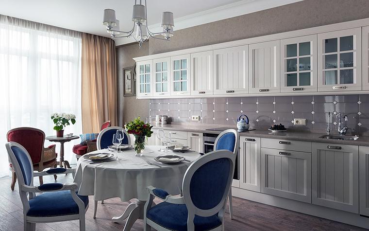 интерьер кухни - фото № 47399