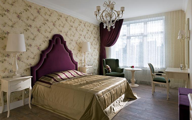 Фото № 47400 спальня  Квартира