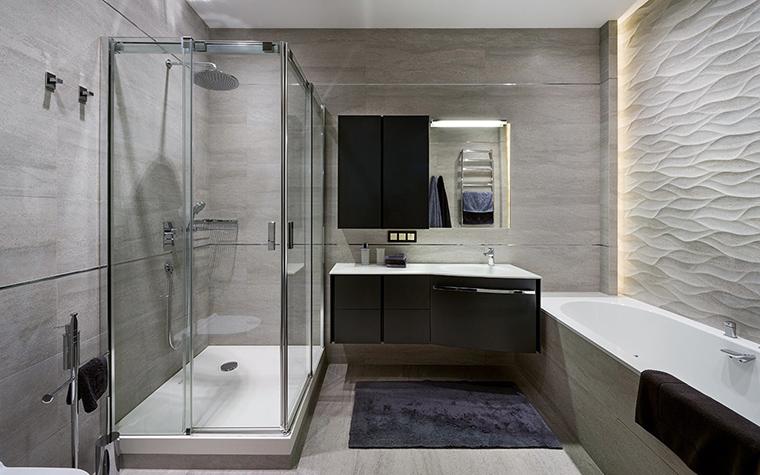 интерьер ванной - фото № 47423