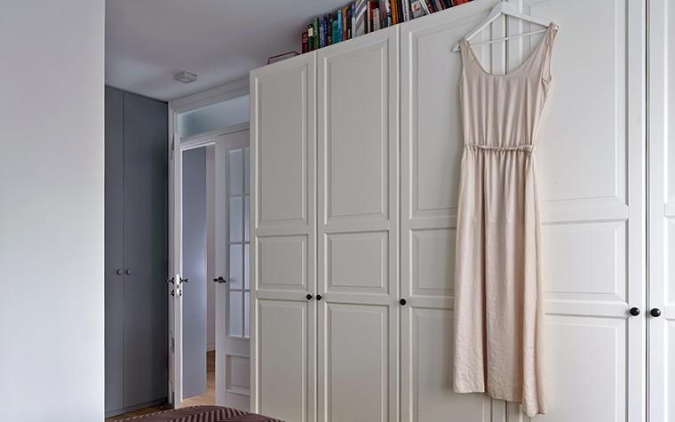 интерьер спальни - фото № 47435
