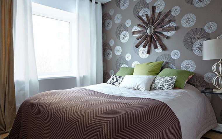 интерьер спальни - фото № 47433