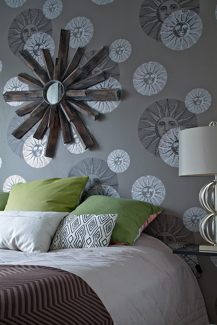 интерьер спальни - фото № 47434