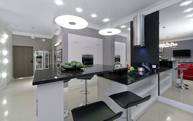Фото № 47445 кухня  Квартира