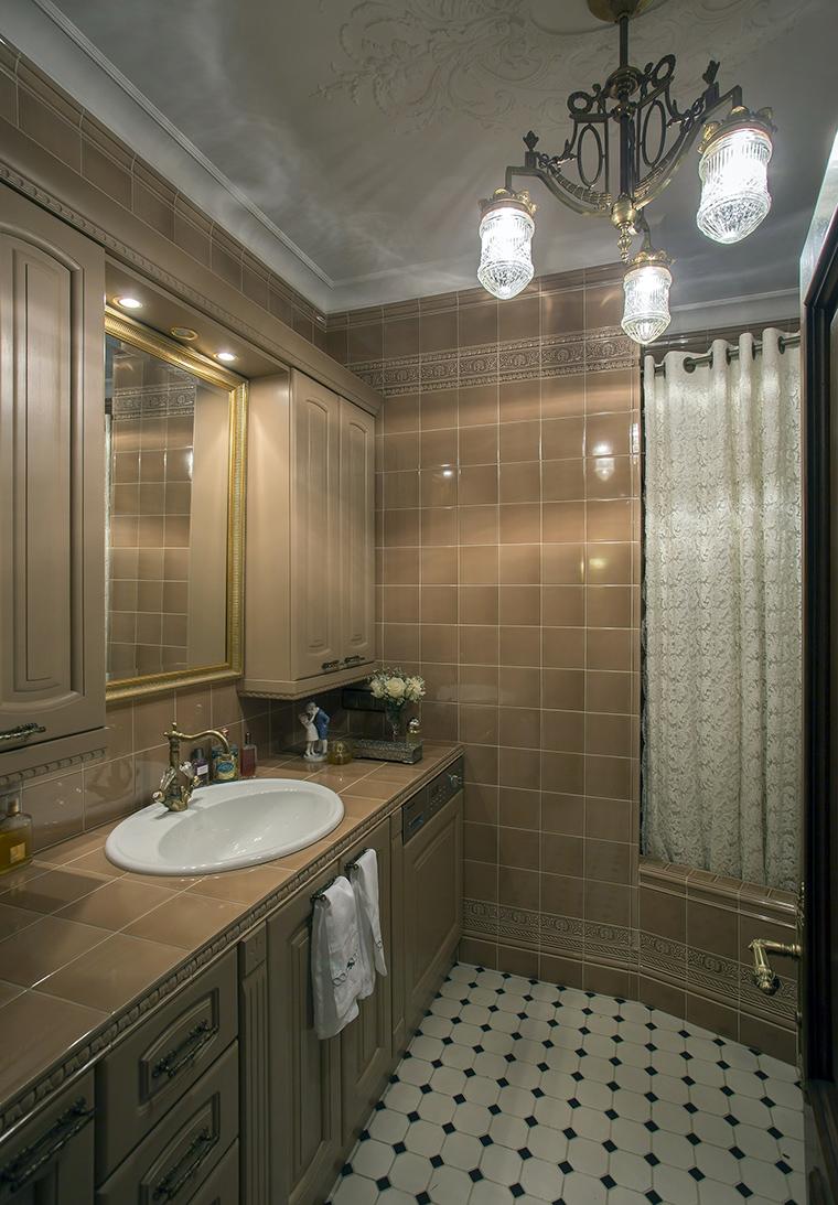 Фото № 47488 ванная  Квартира