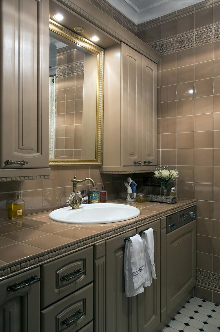 Фото № 47489 ванная  Квартира