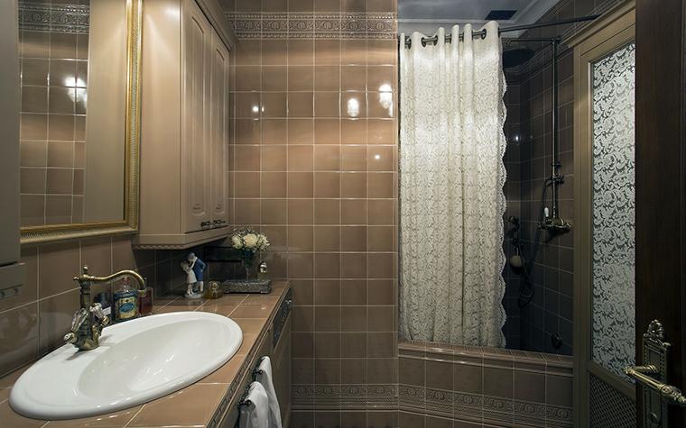 Фото № 47490 ванная  Квартира