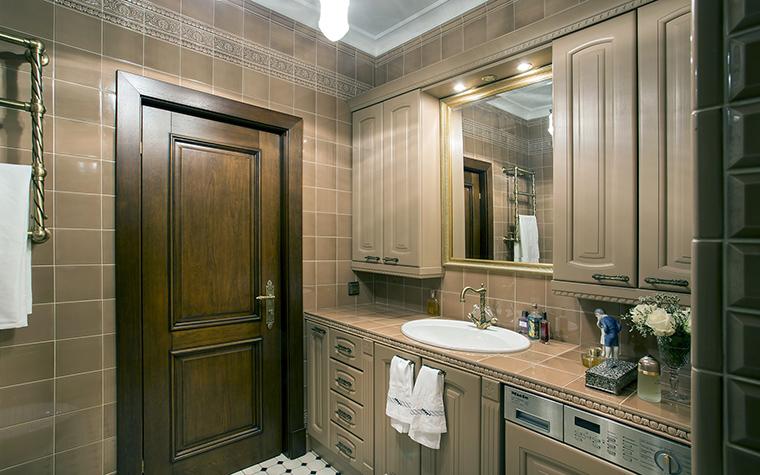 Фото № 47493 ванная  Квартира