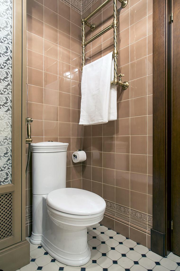 Фото № 47494 ванная  Квартира