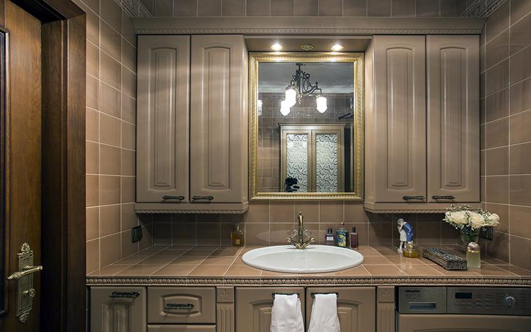 Фото № 47495 ванная  Квартира