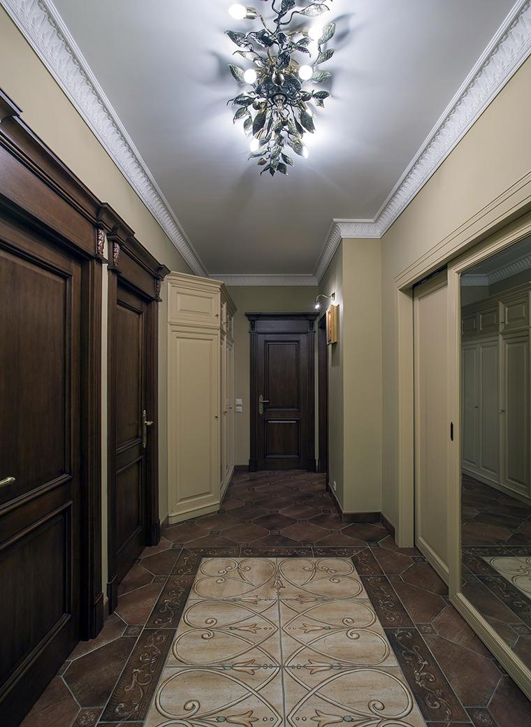 интерьер холла - фото № 47499