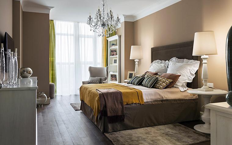 интерьер спальни - фото № 47519