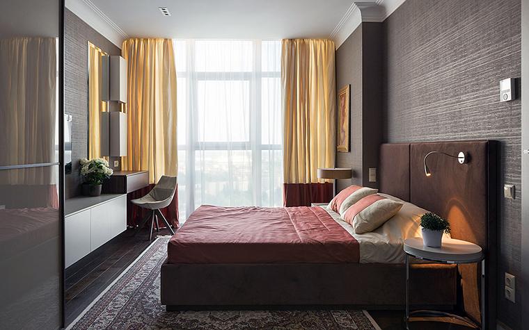 интерьер спальни - фото № 47546