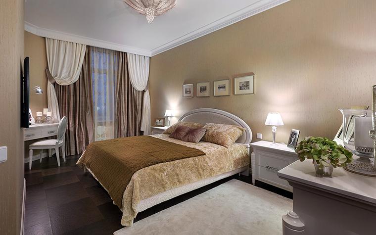 интерьер спальни - фото № 47566